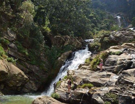 ravana waterfalls in ella