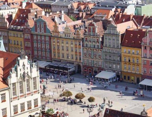 plein in wroclaw