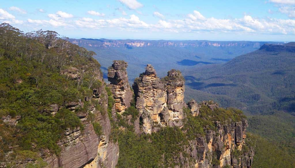 Australie - three sisters