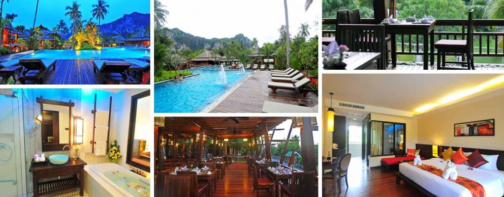 Phu pi maan resort