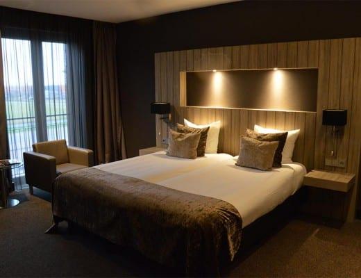 Hotelkamer van der Valk hotel in Middelburg