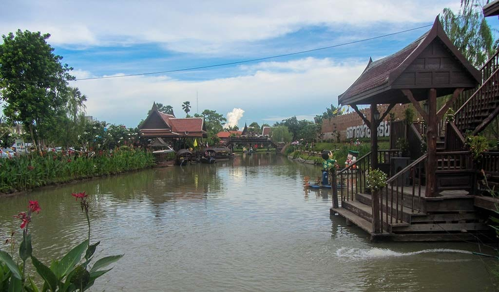 Floating Market Ayutthaya