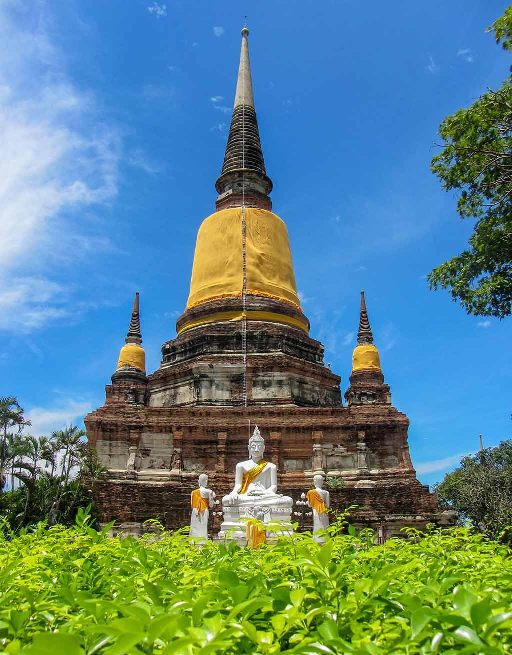Ayutthaya: de Tempelstad van Thailand - Reisgenie