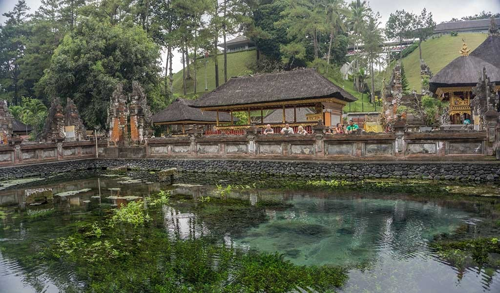 Watertempel Ubud