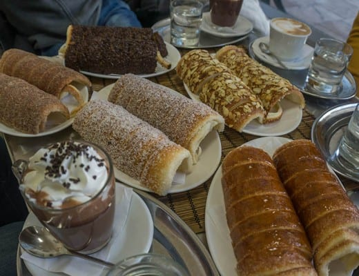 Goedkoop en lekker eten in Boedapest