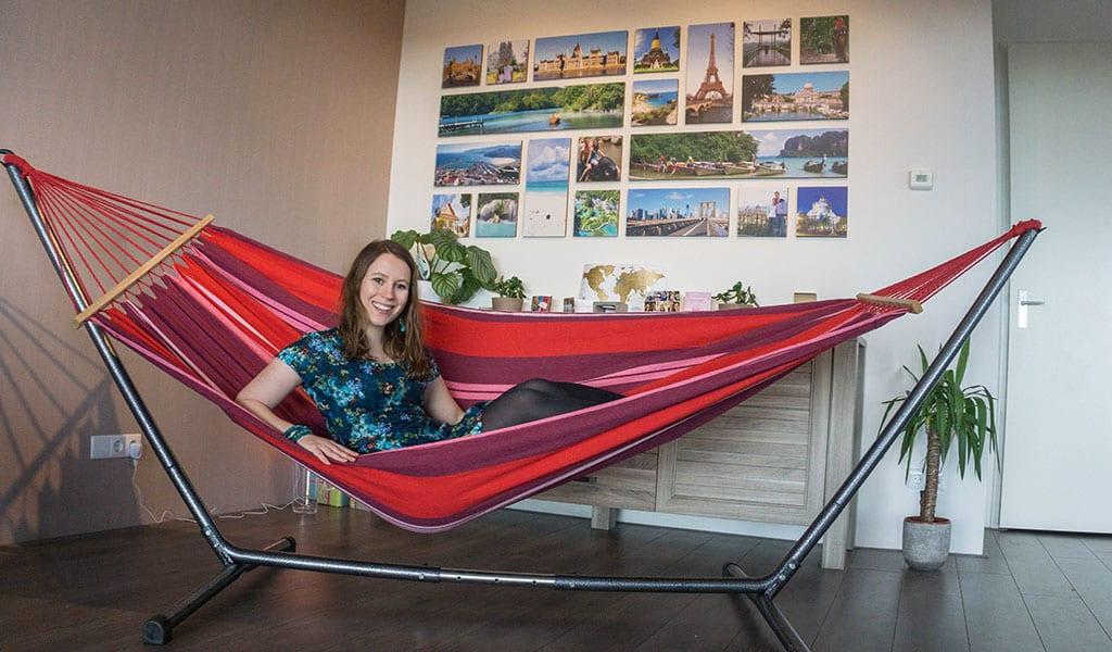 Hangmat Op Balkon : Winactie tropilex hangmat of hangstoel reisgenie