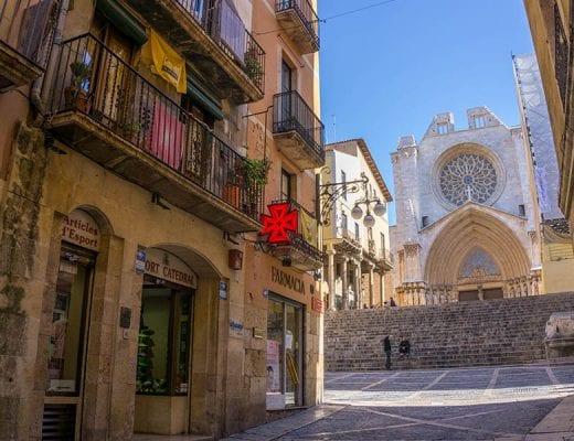 Kathedraal in Tarragona