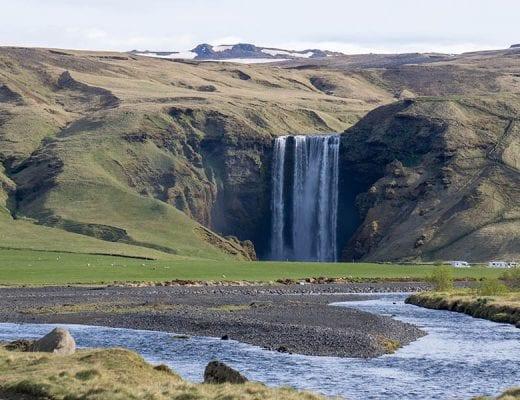 Rondreis IJsland - Skogafoss 3