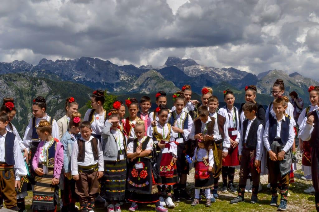 Traditionele Kleding in Sovenië