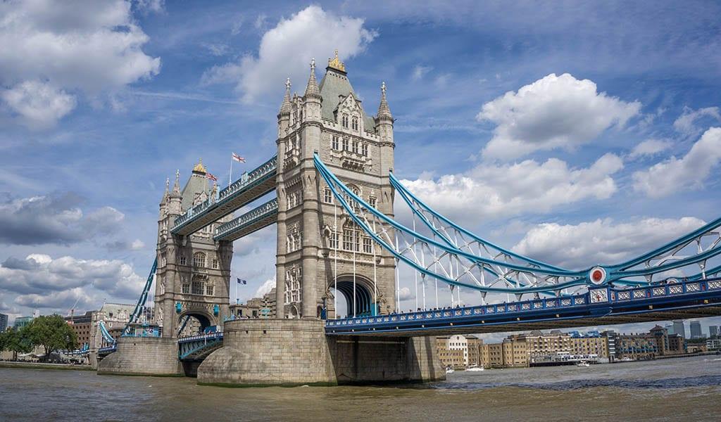 Favoriete plekken in Londen - London Queens Walk Southbank