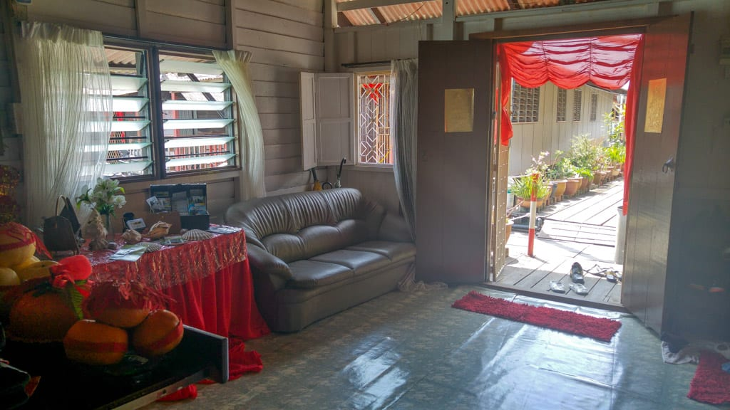 Airbnb in Azië - My Chew Jetty Homestay