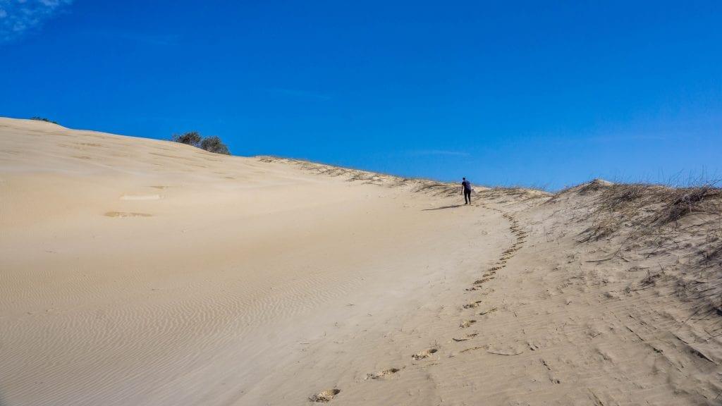 sandboarden zuid-afrika