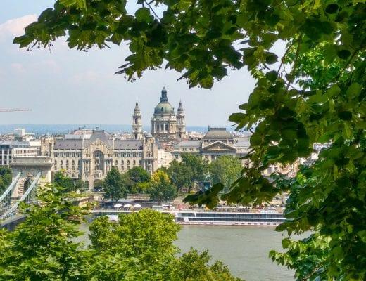 Stedentrip naar Boedapest