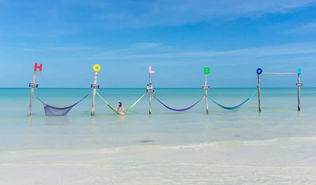 Hangmat Uit Mexico.Isla Holbox Het Paradijs Van Mexico Reisgenie