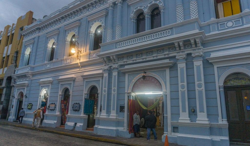 Rondreis Mexico Yucatán - Mérida