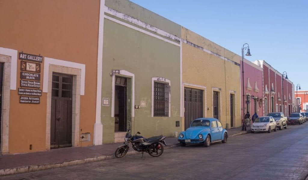 Rondreis Mexico, Yucatán - Valladolid