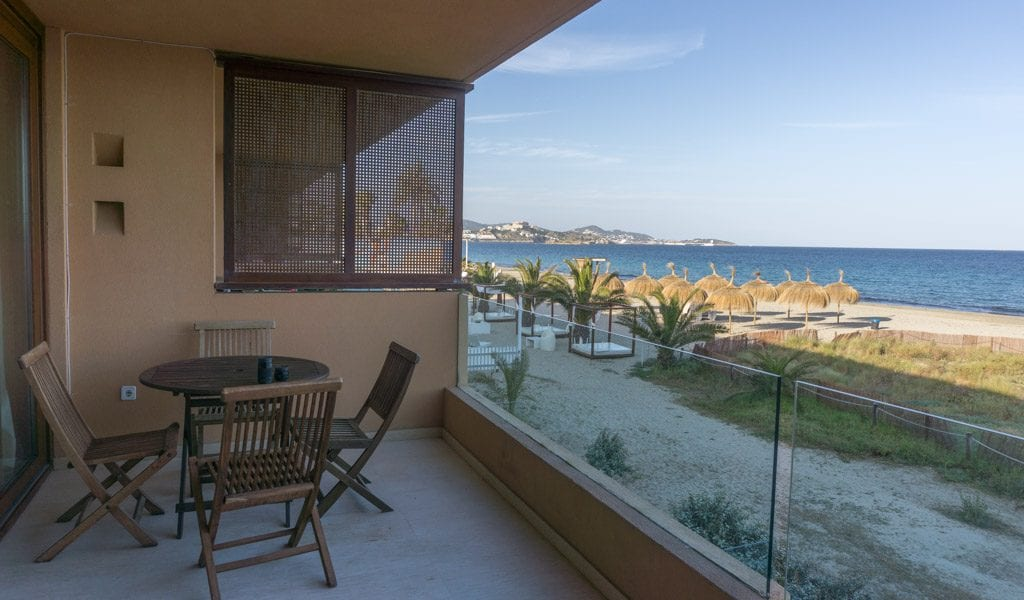 Ibiza accommodatie