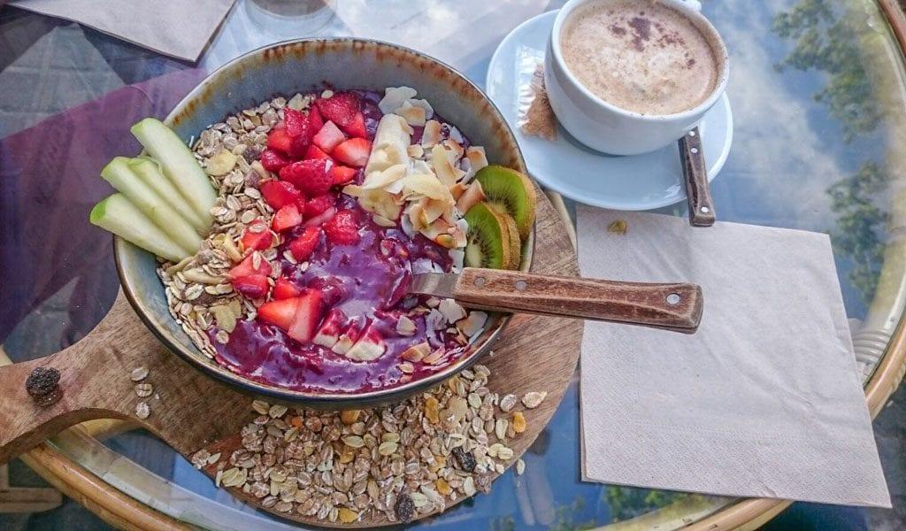 Barcelona in één dag - ontbijt