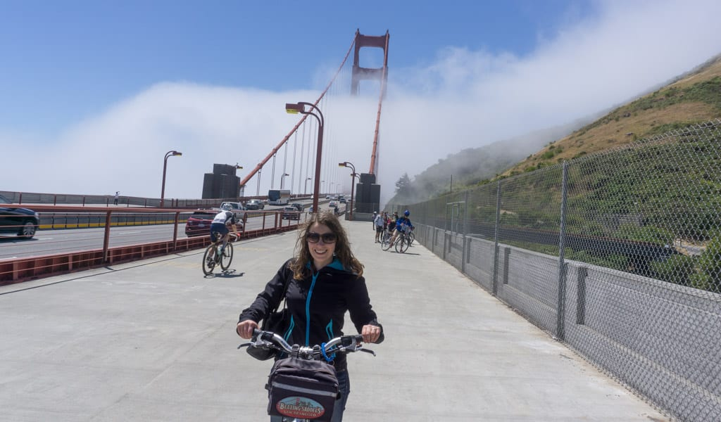 Fietsen in San Francisco
