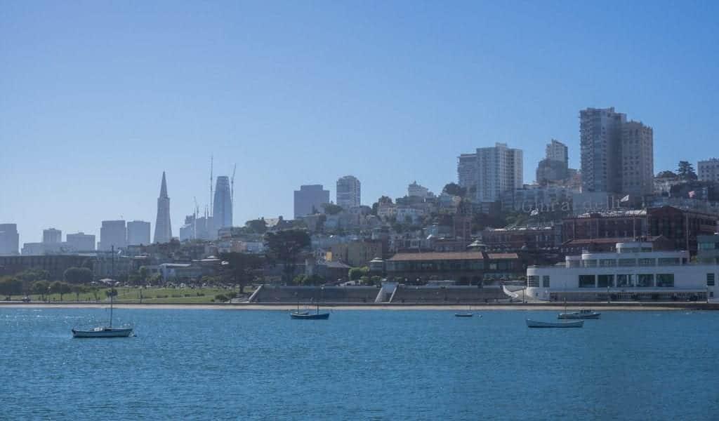 Fietsen in San Francisco