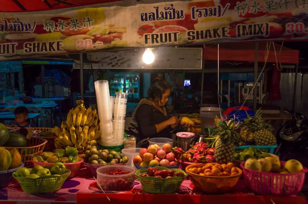 Night Market in Pai
