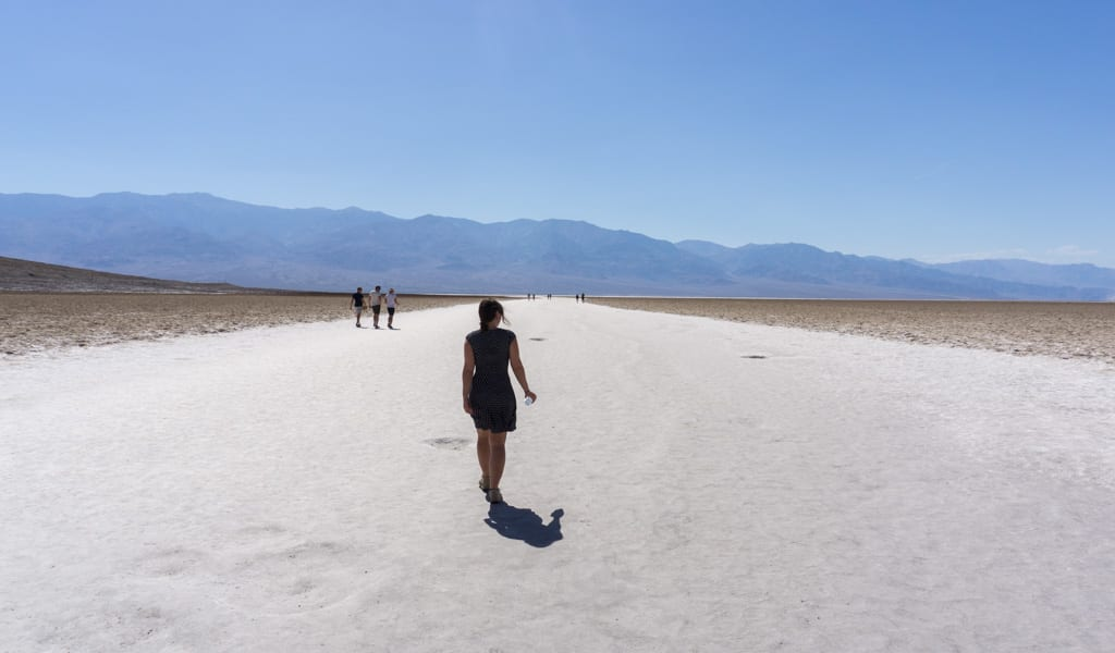 Death Valley in één dag