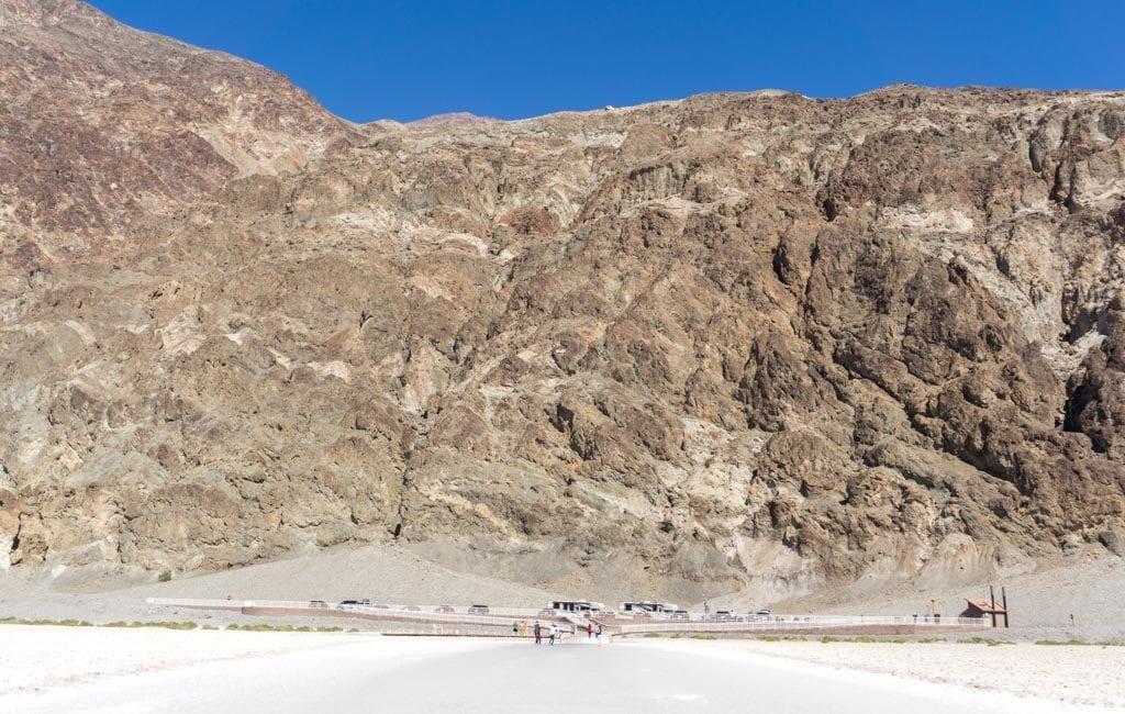 Death Valley in één dag