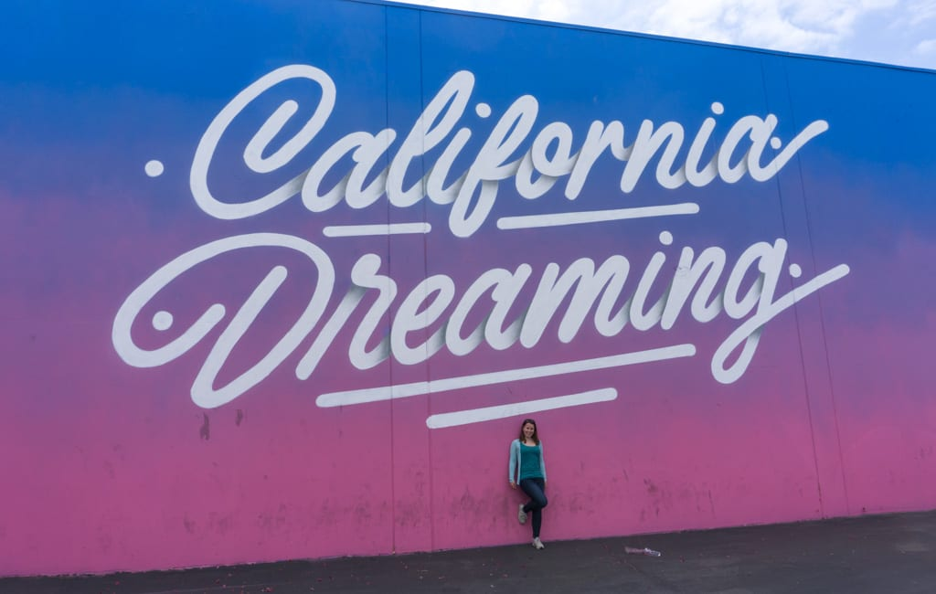Los Angeles in een Dag - California Dreaming