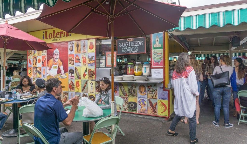 Doen in Los Angeles in een dag - Farmers Market