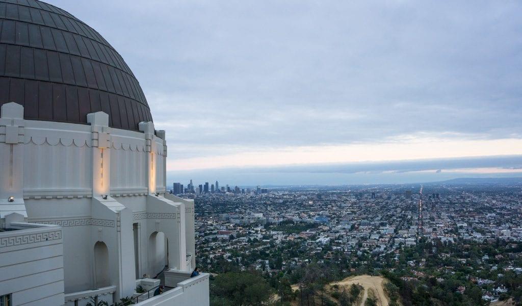 Doen in Los Angeles in een dag - Griffith