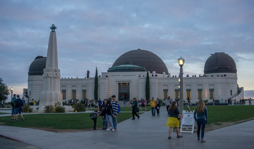 Doen in Los Angeles in een dag - Griffith Observatory