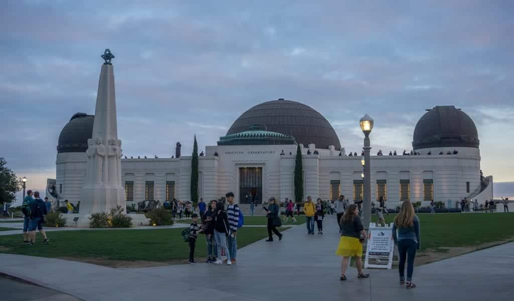 Doen in Los Angeles in een dag - Griffith Observatory