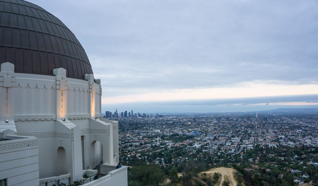 Los Angeles in een dag - Griffith