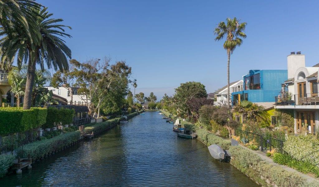 Doen in Los Angeles in een dag - Kanalen Venice