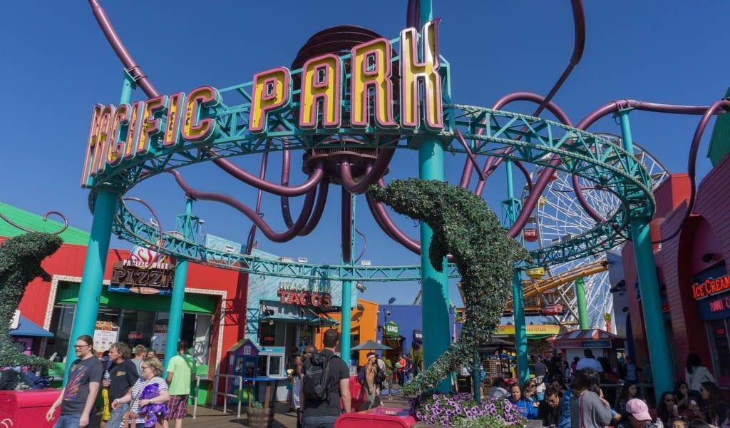 Doen in Los Angeles in een dag - Pacific Park