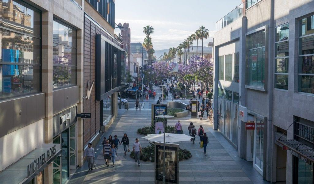 Doen in Los Angeles in een dag - Third Street