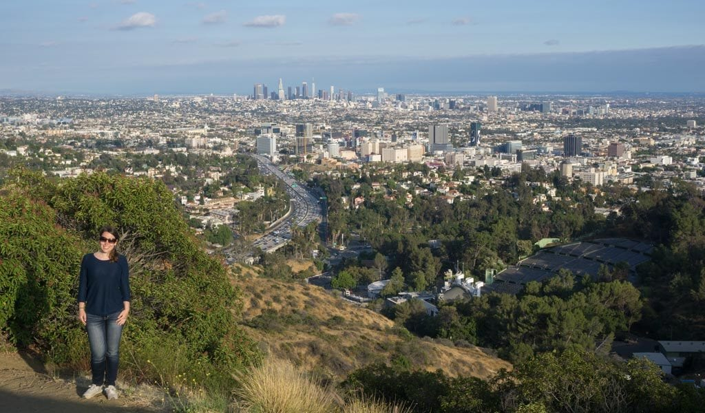 Doen in Los Angeles in een dag - Overlook