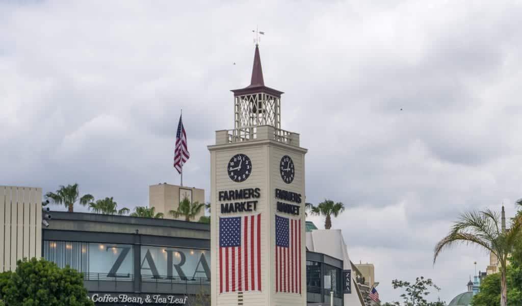 Doen in Los Angeles in een dag - The Original Farmers Market