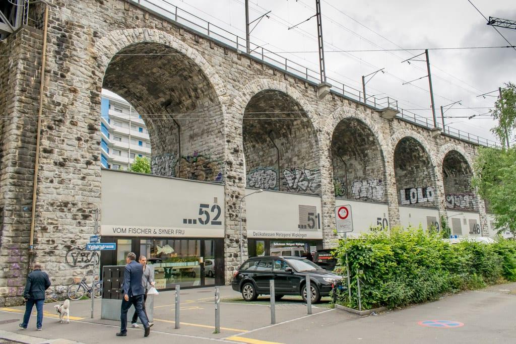 Im Viaduct in Zürich