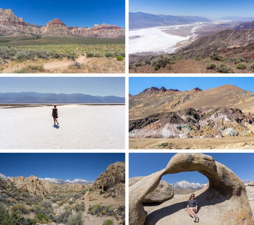 Rondreis West-Amerika - Death Valley & Alabama Hills