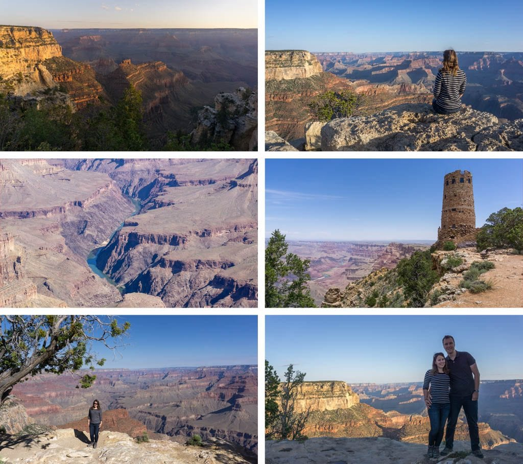 Rondreis West-Amerika - Grand Canyon