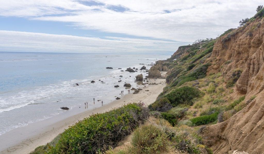 Highway 1 - El Matador State Beach