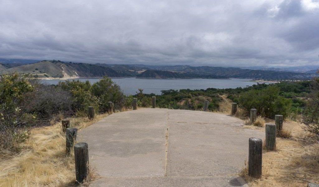Highway 1 - Lake Cachuma