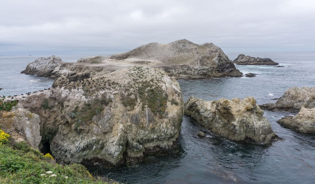 Highway 1 - Point Lobos State Park