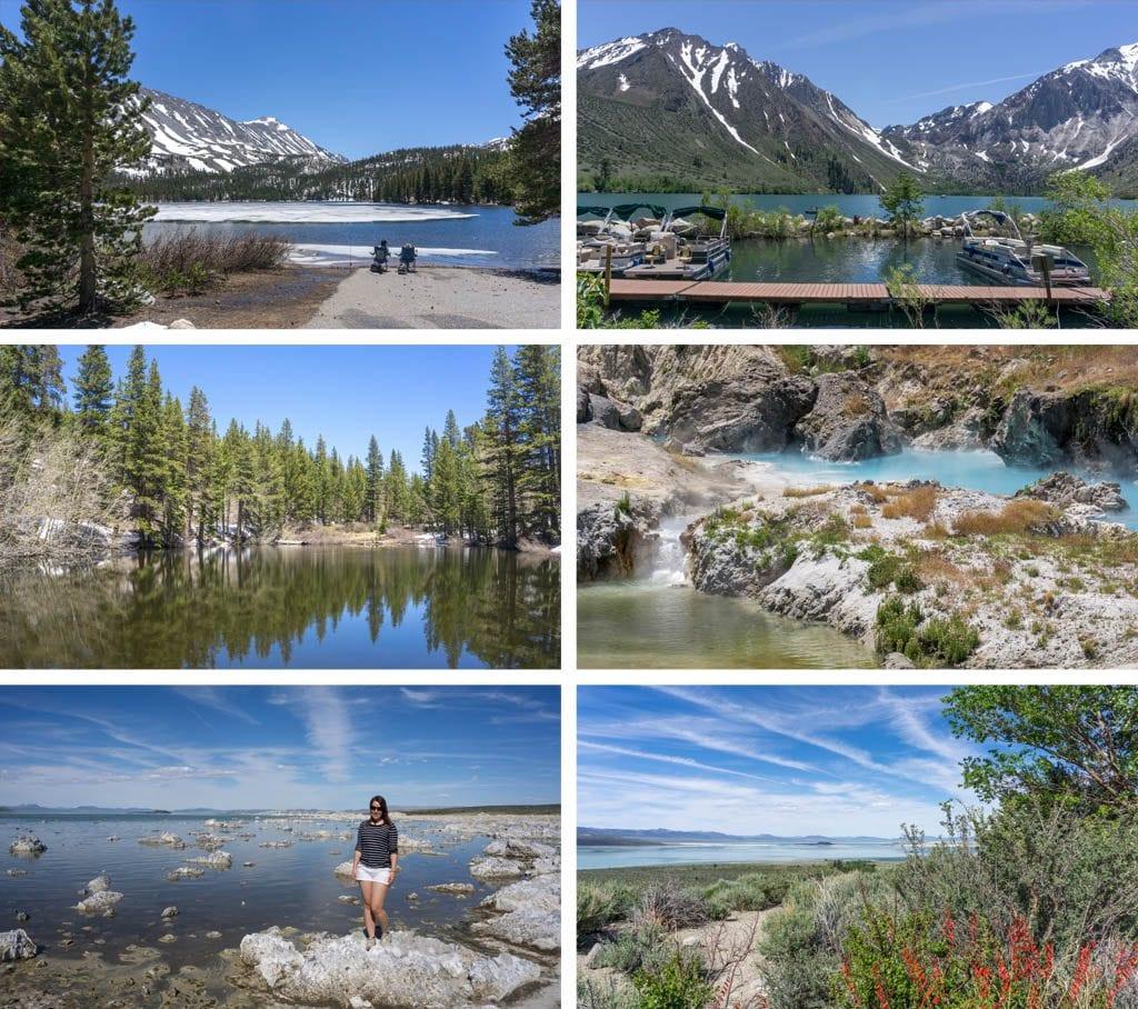 Rondreis West-Amerika - Lakes
