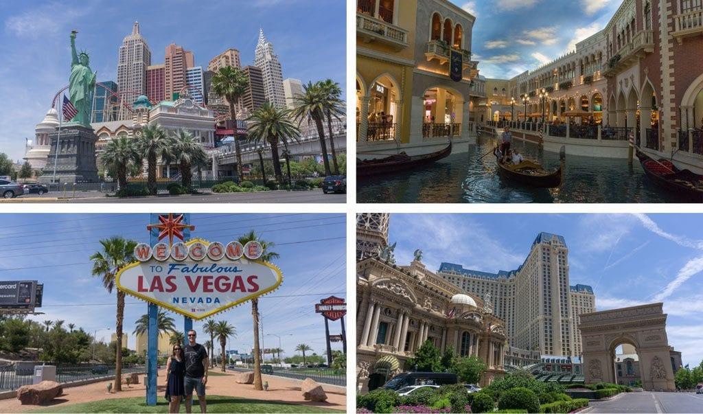 Rondreis West-Amerika - Las Vegas