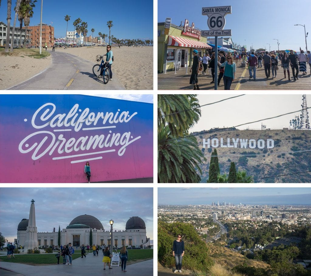 Rondreis West-Amerika - Los Angeles