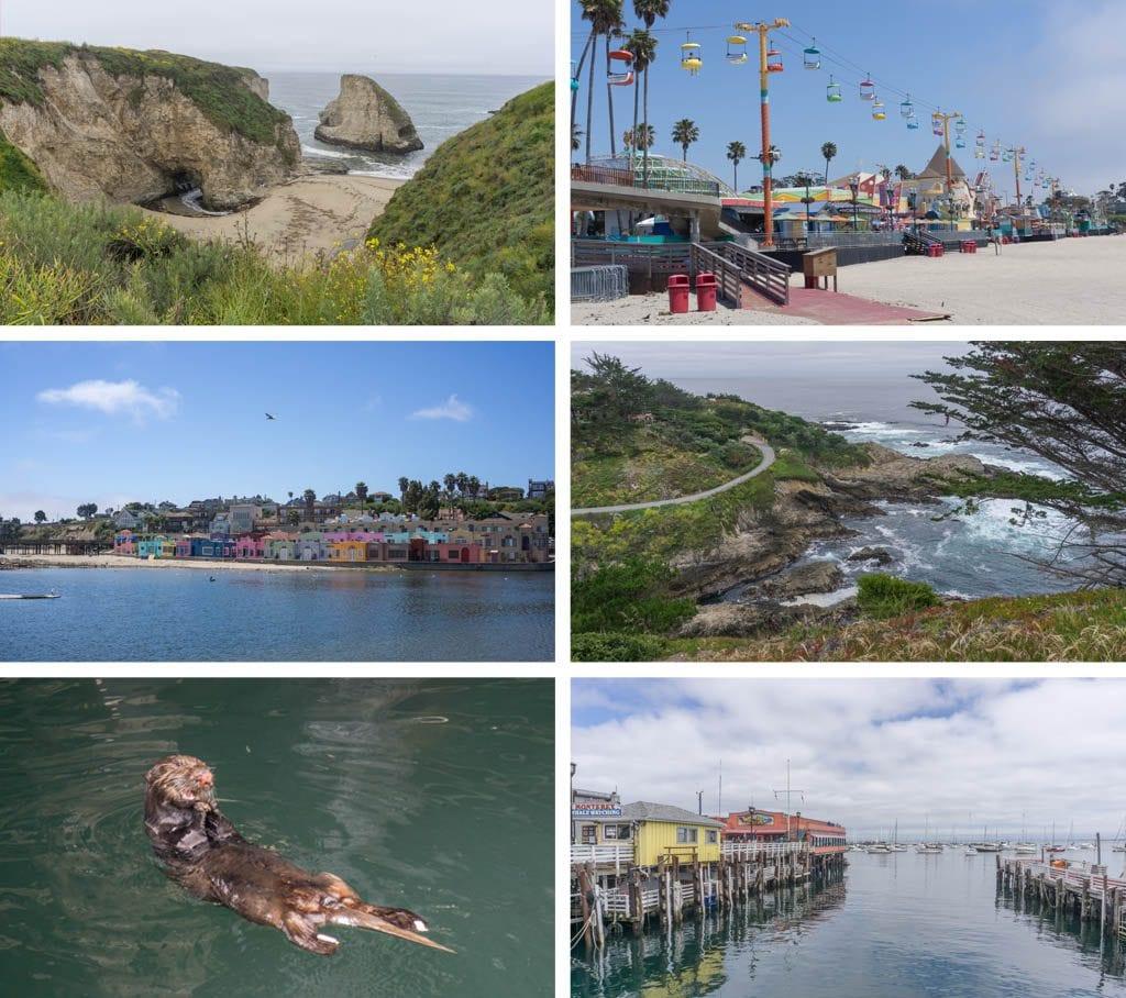 Rondreis West-Amerika - Monterey
