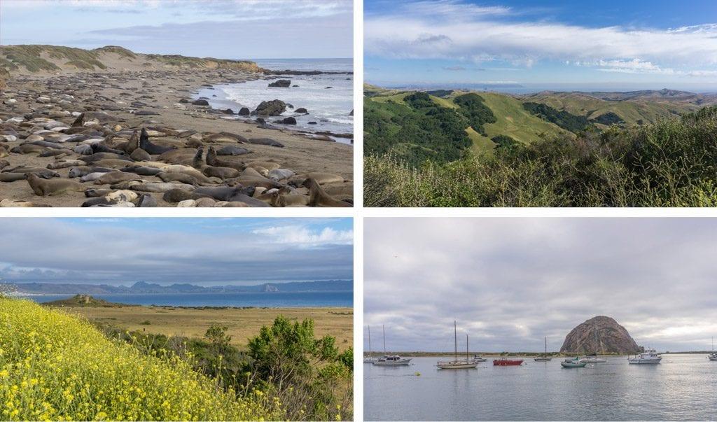 Rondreis West-Amerika - Morro Bay