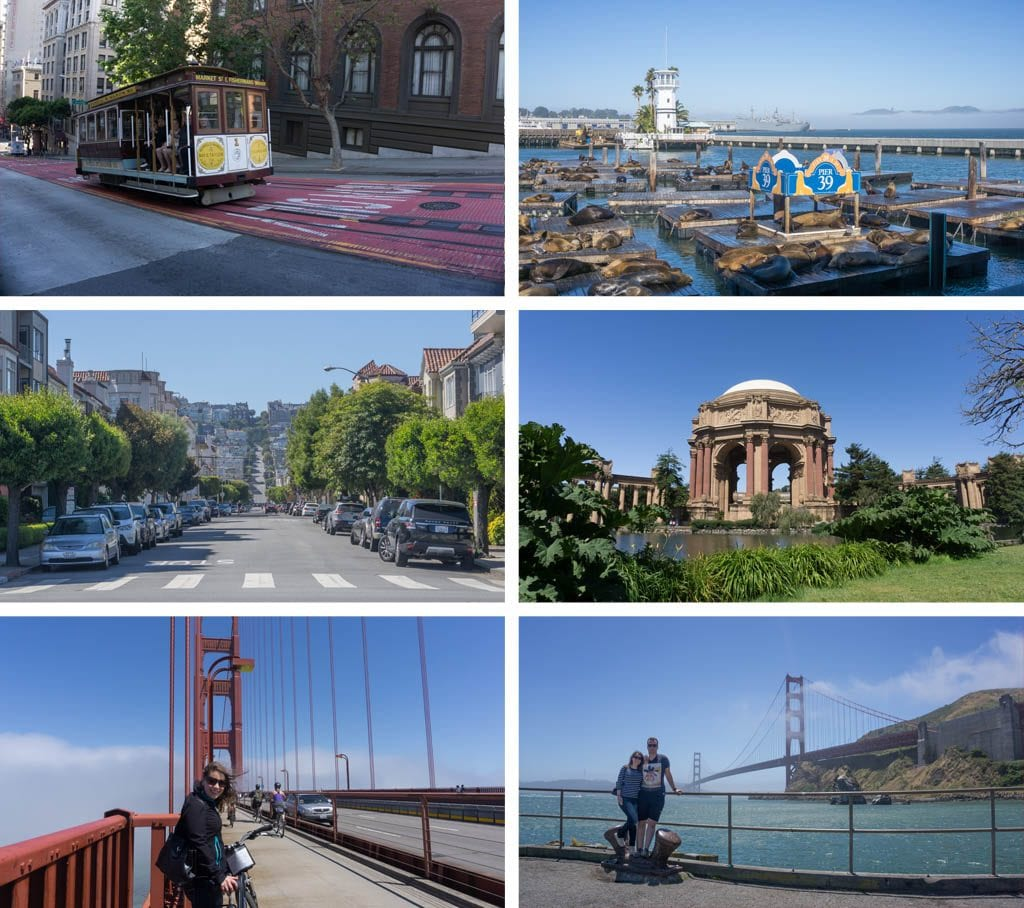 Rondreis West-Amerika - San Francisco